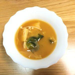 冷製ミソスープ