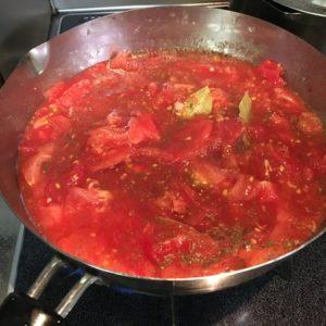 塩麹トマトソース
